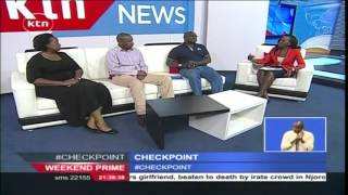 Checkpoint 28th February 2016 [Part 1]: Status of the Agenda 4