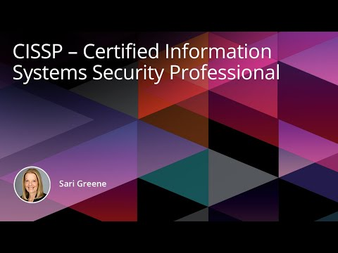 CISSP – Certified Information Systems Security Professional ...