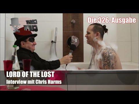 Crazy Clip TV 326 — Интервью с Крисом Хармсом rus sub