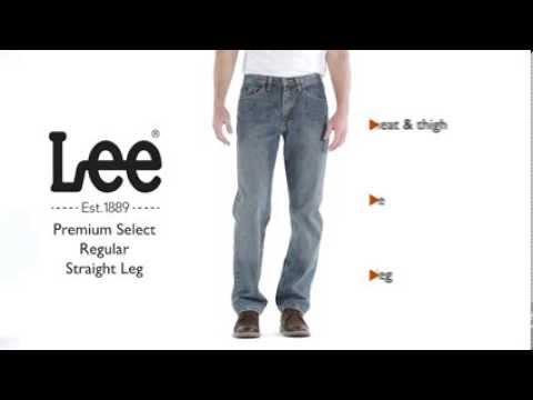 Lee Jeans - Premium Select Regular Straight Leg Jean