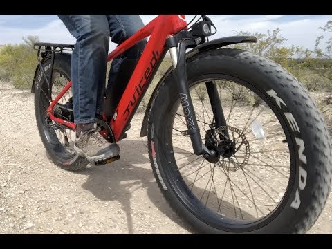 Juiced Bikes RipCurrent S Electric Fat Bike Review | Electric Bike Report