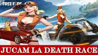 NE JUCAM LA DEATH RACE CU  MISHA CEA BLONDA//FREE FIRE