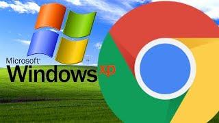Run Google Chrome on Windows XP Tutorial