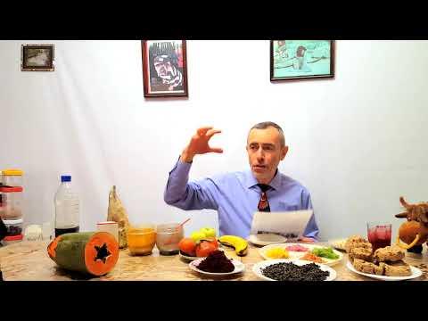 Восстановление печени диетой