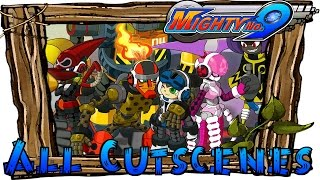 Mighty No. 9 - All Cutscenes