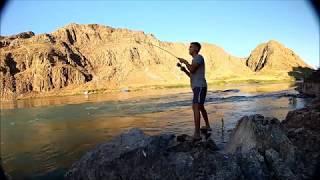 Отдых и рыбалка на реке или алматы