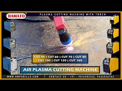 CUT 60 Inverter Air Plasma Cutter Machine