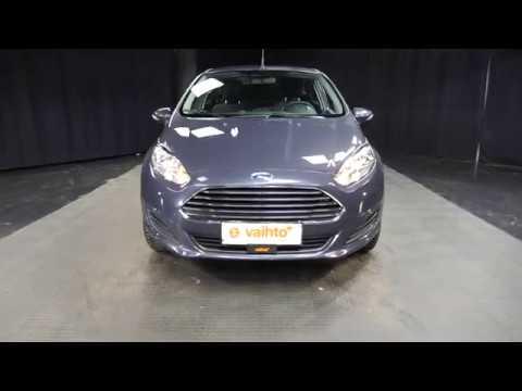 Ford FIESTA 1,0 80 Start/Stop Trend 5ov (MY13), Monikäyttö, Manuaali, Bensiini, OTZ-836