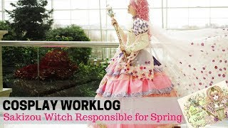 Cosplay Worklog - Sakizou Witch Responsible for Spring