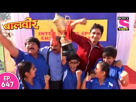 Baal Veer - बाल वीर - Episode 647 - 2nd July, 2017
