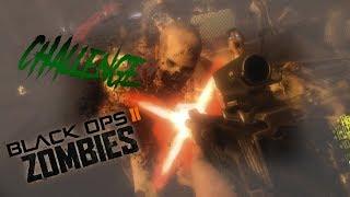 Black Ops 2 Zombies (Round 20 Challenge, Random Joins, Clutch)