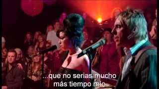 Amy Winehouse feat. Paul Weller - I heard It through the grapevine [Subtitulado al Español]