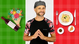 Learn Italian Culture: Learn Italian Etiquette and What to do When Italians Invite You to Dinner