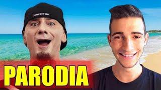 J AX   OSTIA LIDO | PARODIA