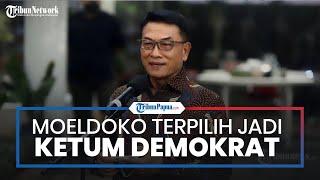 Moeldoko yang Setuju Jadi Ketua Umum Demokrat lewat KLB Deli Serdang Sempat Ajukan 3 Pertanyaan Ini