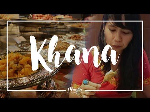 CEBU: Khana Indian Buffet