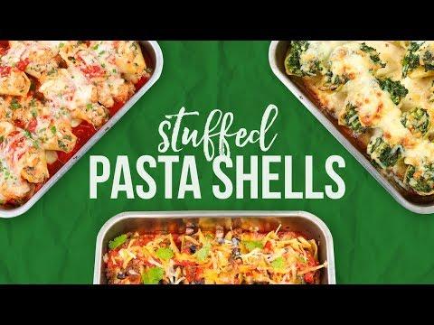 Stuffed Pasta | 3 Delicious Ways