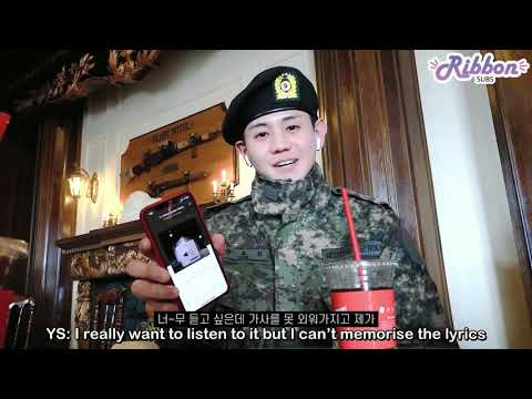 [ENG SUB] 190226 HIGHLIGHT Yang Yoseob - You've Worked Hard! Yang! Yo! Seob! Behind By RIBBONSUBS
