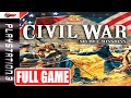 History Civil War Secret Missions Full Game Gameplay Wa