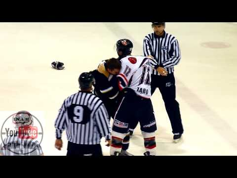 Gaby Roch vs. Adam Leblanc-Bourque