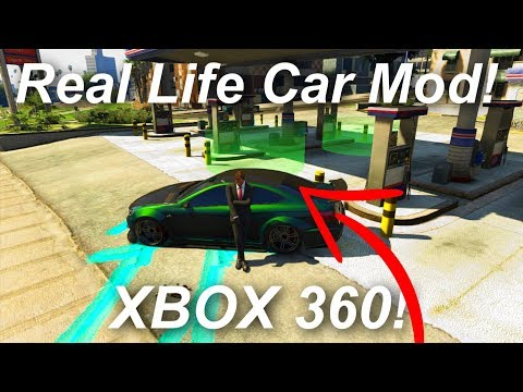 GTA V: AFRICAN ENGINE NEW FEATURES  WITH  REAL LIFE CAR MOD + MORE!