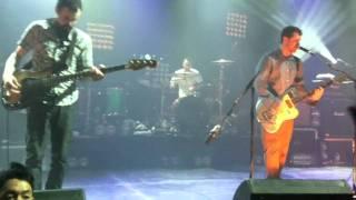 Brand New - Limousine MS Rebridge live at The Roundhouse UK Feb 2012