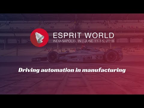 ESPRIT World 2018 comes to the Midwest