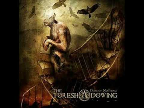 The Foreshadowing - Eschaton online metal music video by THE FORESHADOWING