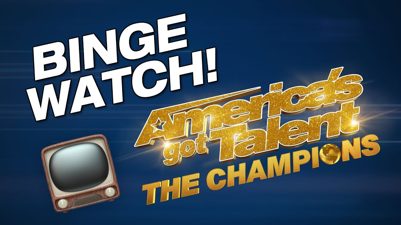 Binge Watch The Best Talent In The World! - America's Got Talent: The Champions thumbnail