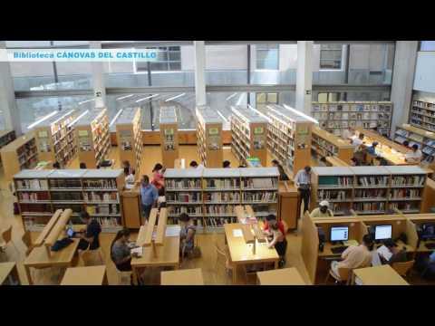 Biblioteca Provincial Cánovas del Castillo, Málaga