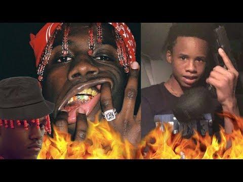 Tay K x Lil Yachty x The Race Remix [Full Song] - смотреть онлайн на