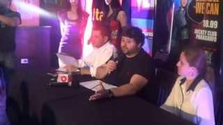 Bon Jovi en Paraguay 2013 Conferencia de Prensa Lanzamiento Oficial