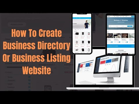 Passive Income Idea: How To Create Business Directory Website With WordPress Business Listing Site