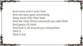 Chris Rea - Stick It Lyrics