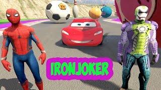 Örümcek Adam ve Demir Joker Çizgi Filmi (Tek Parça Türkçe Dublaj)