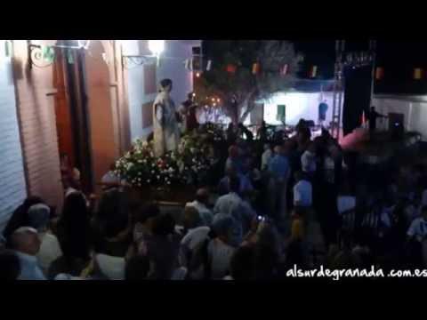 alojamiento rural al sur de granada fiestas san cayetano 2014