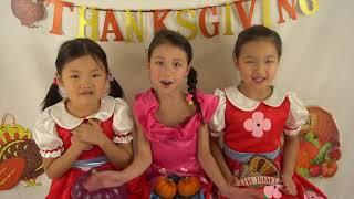 A Blossom Thanksgiving!