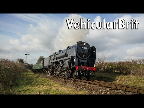 The Mid-Hants Railway 'Pre-spring Steam Gala' 17th - 19th Fe…