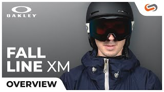 Oakley Fall Line M Snow Goggle