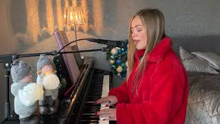 """Video thumbnail of """"Elton John - Your Song - (Christmas Cover) - Connie Talbot"""""""