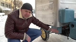 "Мотороллер ""Пирожковоз"""