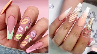 Amazing Acrylic Nail Designs 💅 The Best Acrylic Nail Art Tutorial Compilation Video #3