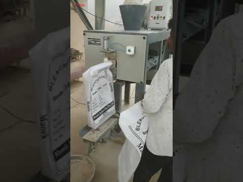 Dry Mortar Bag Packing Machine