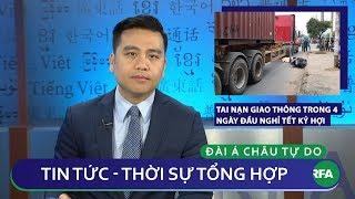 Tin nóng 24h 06/02/2019 | Gần 80 người chết do tai nạn giao thông trong 4 ngày đầu nghỉ Tết Kỷ Hợi