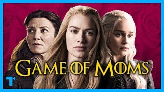 Mothers of Game of Thrones: Dragon, Lion and Wolf Parenting