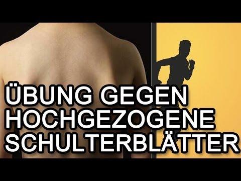 Therapeutische Übungen für Knie Bubnovskaya Video