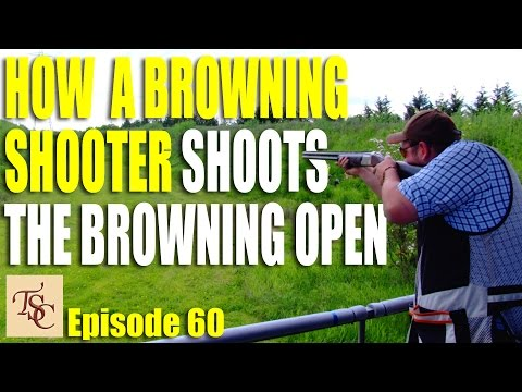 Schools Challenge TV – How a Browning Shooter Shoots the Browning Open
