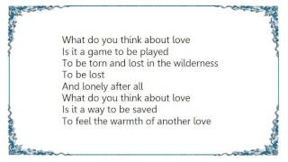 Christopher Cross - I Really Don't Know Anymore Lyrics