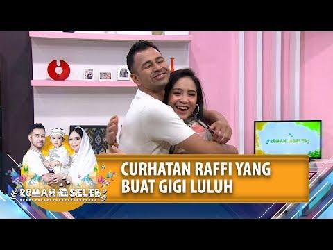Download CURAHAN HATI RAFFI YG BIKIN GIGI LULUH  - Rumah Seleb (8/7) PART 3 HD Mp4 3GP Video and MP3