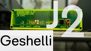 Is this a Poor Man's Schiit Bifrost 2? The Geshelli J2 DAC Review
